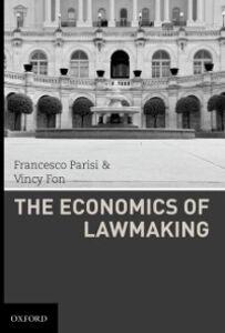 Ebook in inglese Economics of Lawmaking Fon, Vincy , Parisi, Francesco