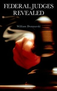 Ebook in inglese Federal Judges Revealed Domnarski, William