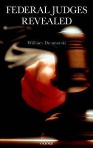Ebook in inglese Federal Judges Revealed Domnarski, William