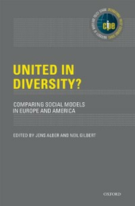 Ebook in inglese United in Diversity?: Comparing Social Models in Europe and America -, -