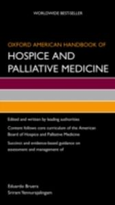Ebook in inglese Oxford American Handbook of Hospice and Palliative Medicine -, -