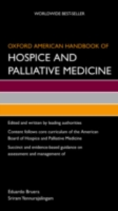 Ebook in inglese Oxford American Handbook of Hospice and Palliative Medicine -, -