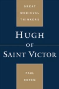 Ebook in inglese Hugh of Saint Victor Rorem, Paul