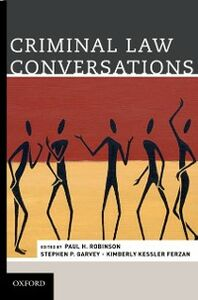 Foto Cover di Criminal Law Conversations, Ebook inglese di  edito da Oxford University Press