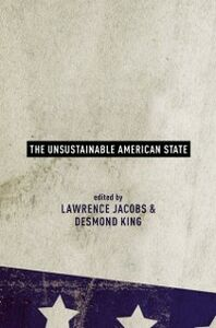 Ebook in inglese Unsustainable American State -, -