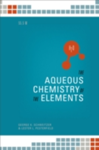 Ebook in inglese Aqueous Chemistry of the Elements Pesterfield, Lester L. , Schweitzer, George K.
