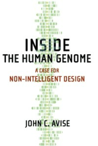 Ebook in inglese Inside the Human Genome: A Case for Non-Intelligent Design Avise, John C.