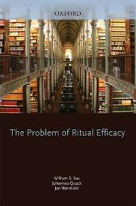 Ebook in inglese Problem of Ritual Efficacy -, -