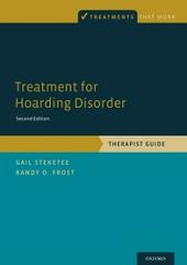 Treatment for Hoarding Disorder: Therapist Guide