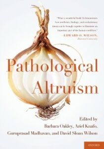 Ebook in inglese Pathological Altruism