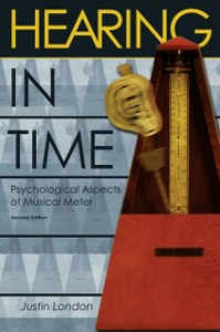 Ebook in inglese Hearing in Time: Psychological Aspects of Musical Meter London, Justin
