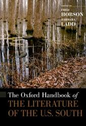Oxford Handbook of the Literature of the U.S. South