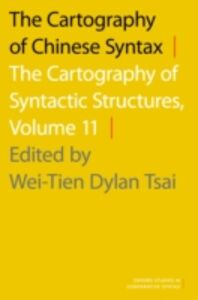 Ebook in inglese Cartography of Chinese Syntax: The Cartography of Syntactic Structures, Volume 11
