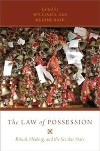 Ebook in inglese Law of Possession: Ritual, Healing, and the Secular State -, -