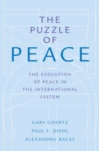 Foto Cover di Puzzle of Peace: The Evolution of Peace in the International System, Ebook inglese di AA.VV edito da Oxford University Press