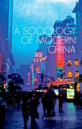 Sociology of Modern China