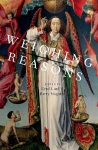 Ebook in inglese Weighing Reasons -, -