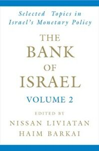 Ebook in inglese Bank of Israel: Volume 2: Selected Topics in Israel's Monetary Policy -, -
