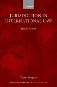 Ebook in inglese Jurisdiction in International Law Ryngaert, Cedric