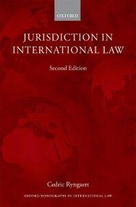 Ebook in inglese Jurisdiction in International Law Ryngaert, Cedric