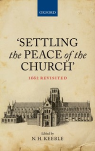 Ebook in inglese 'Settling the Peace of the Church': 1662 Revisited -, -