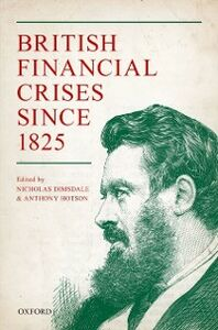 Ebook in inglese British Financial Crises since 1825 -, -