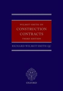 Foto Cover di Wilmot-Smith on Construction Contracts, Ebook inglese di Richard Wilmot-Smith QC, edito da OUP Oxford