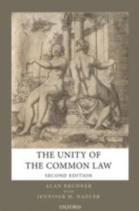 Ebook in inglese Unity of the Common Law Brudner, Alan