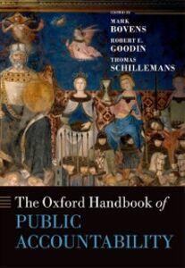 Ebook in inglese Oxford Handbook of Public Accountability -, -