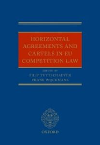 Ebook in inglese Horizontal Agreements and Cartels in EU Competition Law