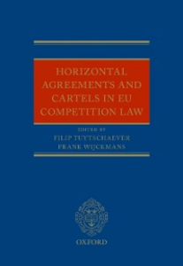 Ebook in inglese Horizontal Agreements and Cartels in EU Competition Law -, -