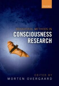 Ebook in inglese Behavioral Methods in Consciousness Research -, -
