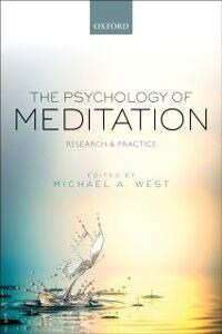 Foto Cover di Psychology of Meditation: Research and Practice, Ebook inglese di  edito da OUP Oxford