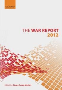 Ebook in inglese War Report: 2012 -, -