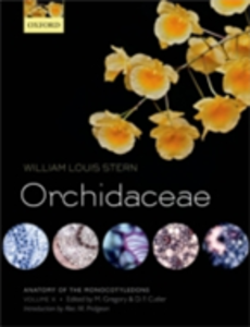 Ebook in inglese Anatomy of the Monocotyledons Volume X: Orchidaceae Stern, William Louis