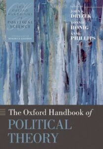 Foto Cover di Oxford Handbook of Political Theory, Ebook inglese di AA.VV edito da OUP Oxford