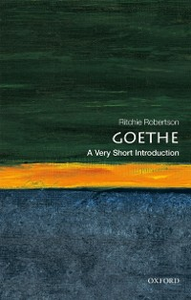 Ebook in inglese Goethe: A Very Short Introduction Robertson, Ritchie