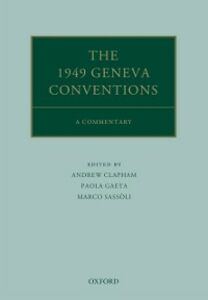 Ebook in inglese 1949 Geneva Conventions: A Commentary