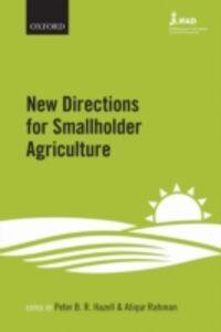 Foto Cover di New Directions for Smallholder Agriculture, Ebook inglese di  edito da OUP Oxford