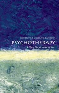 Foto Cover di Psychotherapy: A Very Short Introduction, Ebook inglese di Tom Burns, edito da OUP Oxford