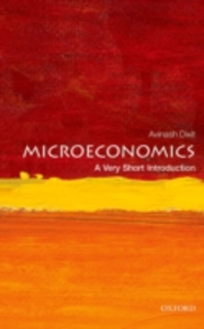 Ebook in inglese Microeconomics: A Very Short Introduction Dixit, Avinash