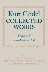 Ebook in inglese Kurt Gödel: Collected Works: Volume V G&ouml , del, Kurt