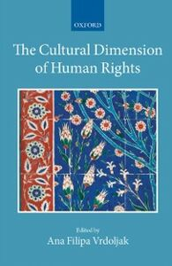 Ebook in inglese Cultural Dimension of Human Rights -, -