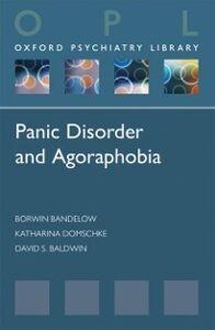 Foto Cover di Panic Disorder and Agoraphobia, Ebook inglese di AA.VV edito da OUP Oxford