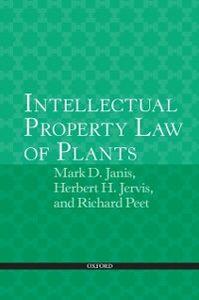 Foto Cover di Intellectual Property Law of Plants, Ebook inglese di AA.VV edito da OUP Oxford