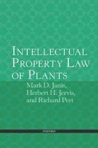 Ebook in inglese Intellectual Property Law of Plants Janis, Mark D. , Jervis, Herbert H. , Peet, Richard C.
