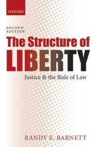 Ebook in inglese Structure of Liberty: Justice and the Rule of Law Barnett, Randy E.