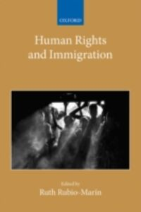 Ebook in inglese Human Rights and Immigration -, -