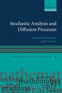 Ebook in inglese Stochastic Analysis and Diffusion Processes Kallianpur, Gopinath , Sundar, P