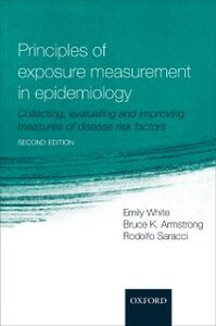 Foto Cover di Principles of Exposure Measurement in Epidemiology: Collecting, evaluating and improving measures of disease risk factors, Ebook inglese di AA.VV edito da OUP Oxford